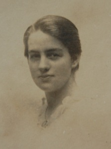 Ethel Margaret Harker Collinson, known in the family as Margot.