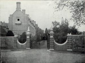 Cherwell Hall
