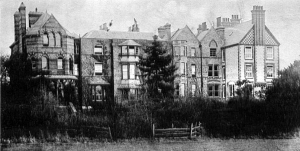 Old Hall Exterior  1923